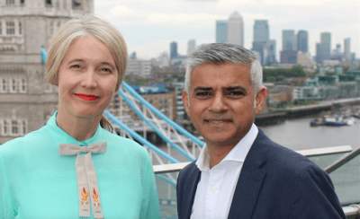 London Mayor Sadiq Khan appoints Justine Simons deputy ...
