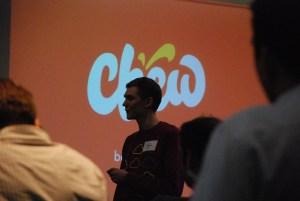 Chew presentation