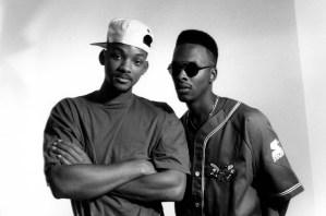 Jazzy Jeff & Will Smith / Fresh Prince