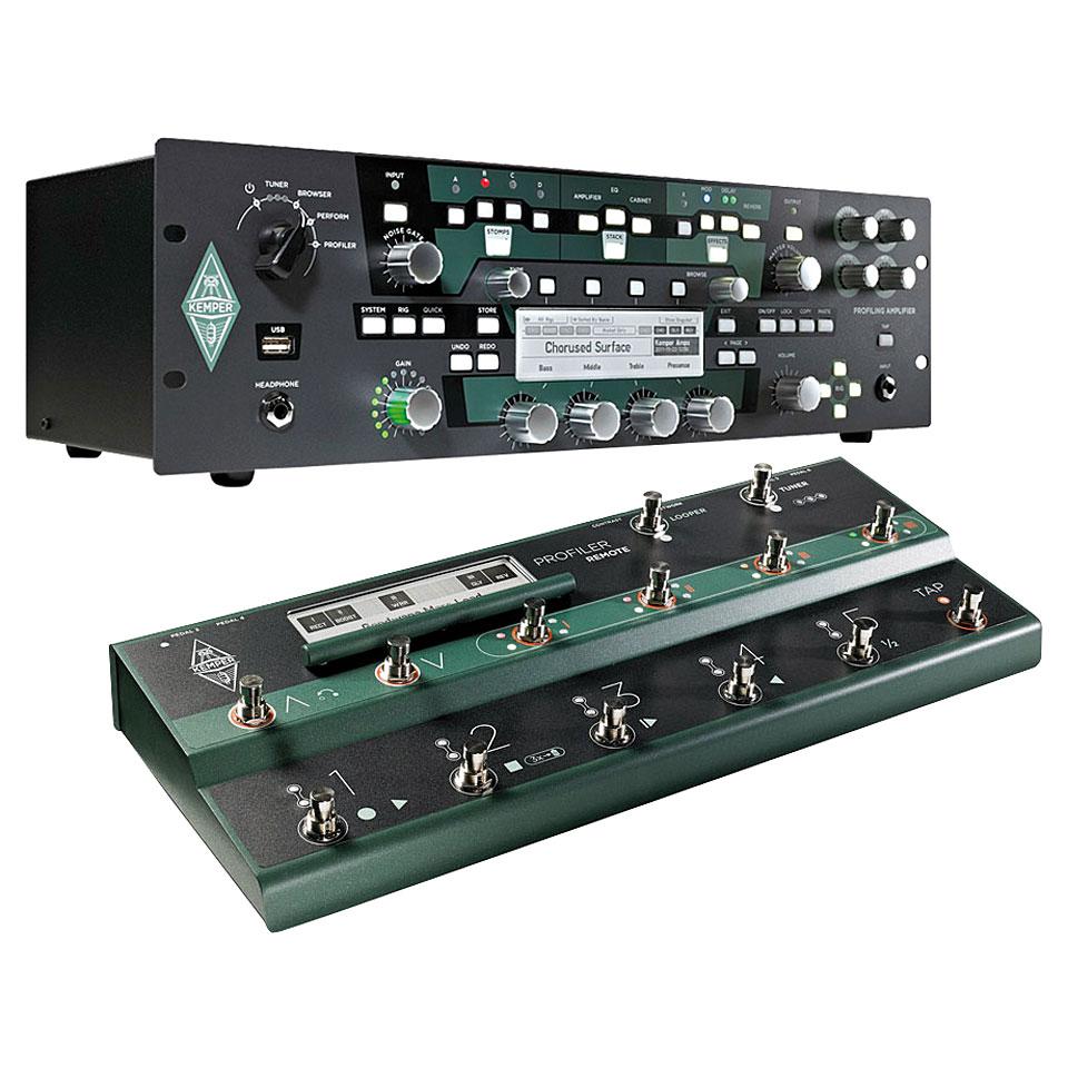 kemper set profiling power rack remote