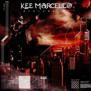 Kee Marcello: Scaling Up - CD (2016)