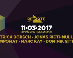 11.03.2017 Remote Club