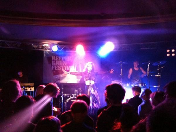 Charli XCX (Credit MusikBlog)