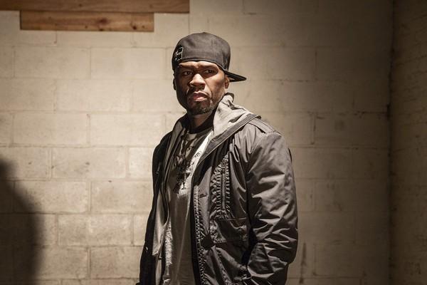 50 Cent (Credit G-Unit/Caroline)