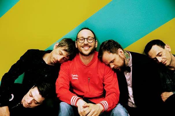 Beatsteaks (Credit Warner)