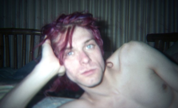 Kurt Cobain (Credit: The End of Music, LLC/courtesy HBO)