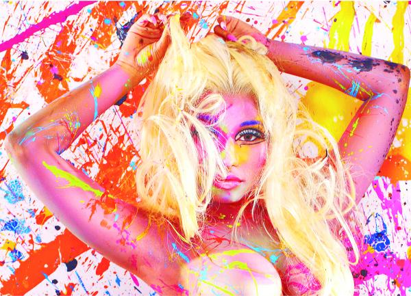 Nicki Minaj (Credit Hype Williams)