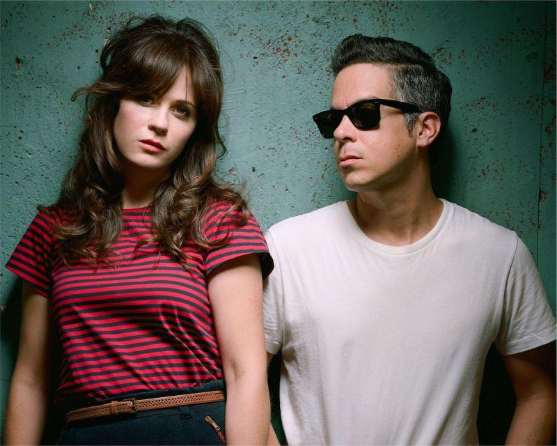 She & Him (Credit Sony Music)