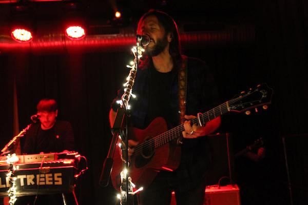 Grant Nicholas (Credit Annett Bonkowski/MusikBlog)