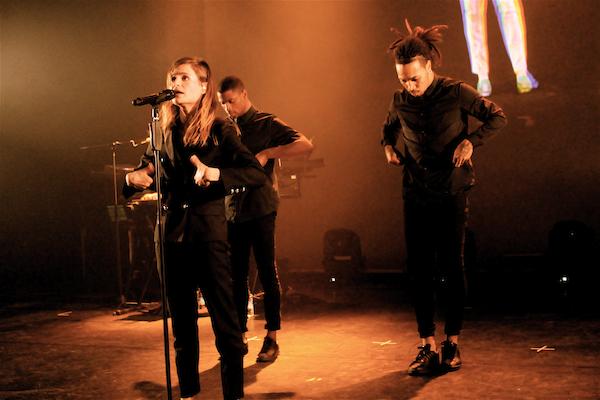 Christine And The Queens (Credit Annett Bonkowski/MusikBlog)