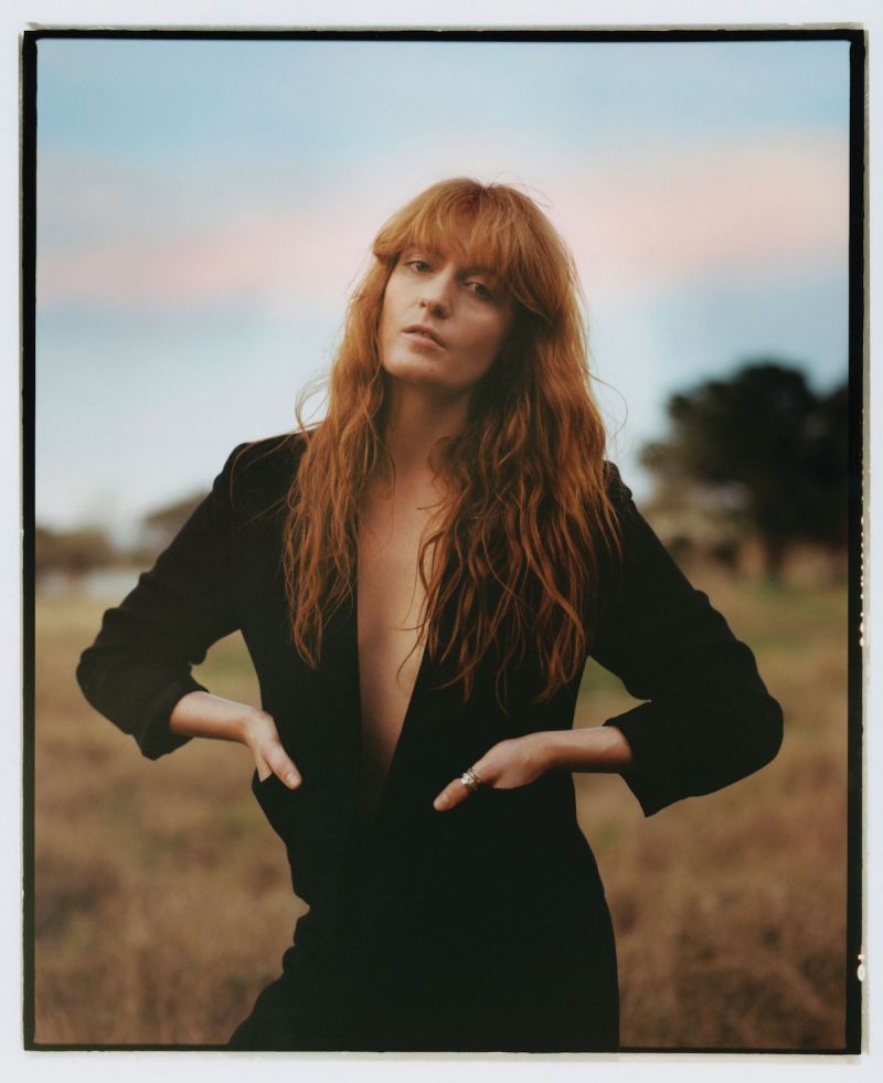 Florence + The Machine (Credit Universal Music)