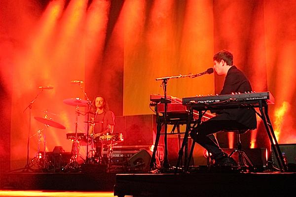 James Blake (Credit Annett Bonkowski/MusikBlog)