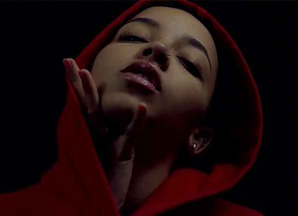 Tinashe - Cold Sweat (Credit: Stephen Garnett)