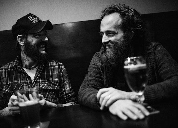 Iron & Wine + Ben Bridwell (Credit Caroline)