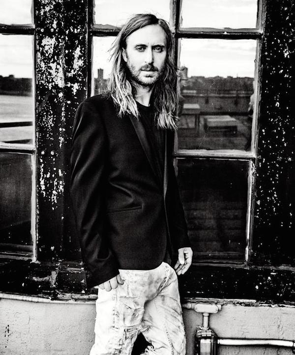 David Guetta (Credit Warner Music)