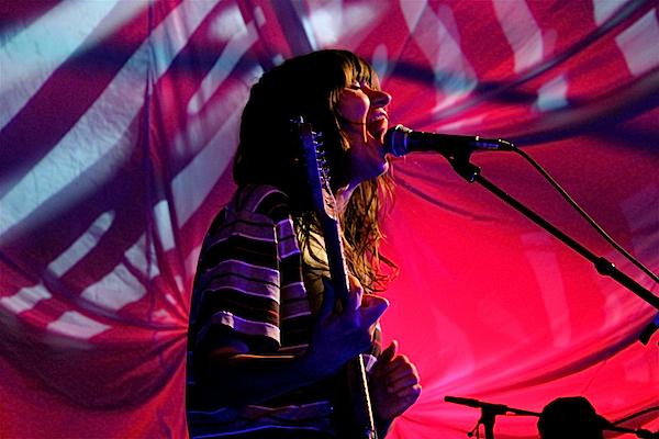 Courtney Barnett (Credit Annett Bonkowski/MusikBlog)