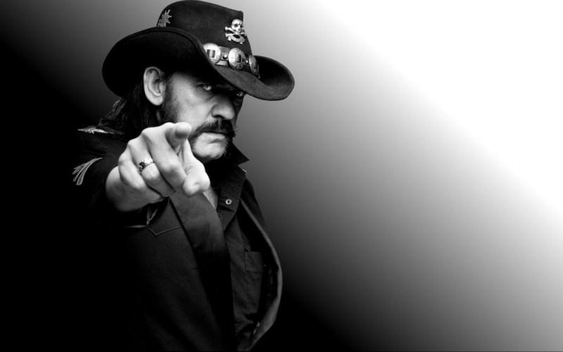Lemmy Kilmister (Credit UDR Music)