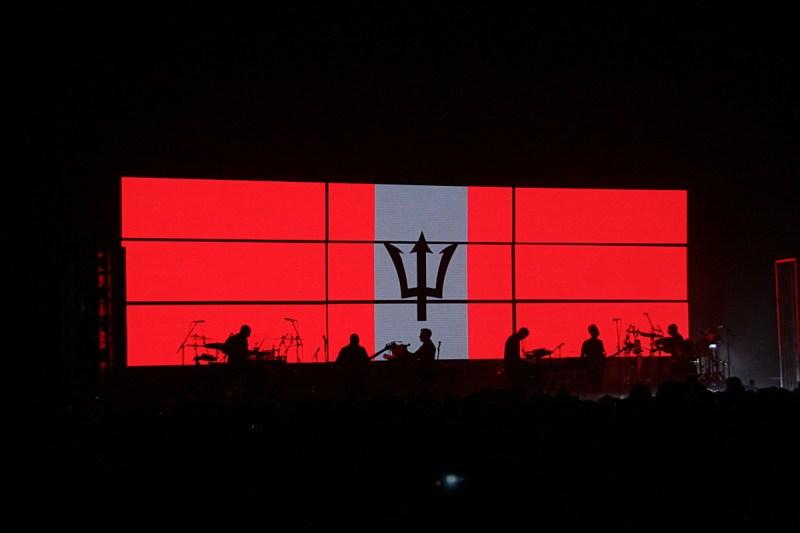 Massive Attack (Credit Mauricio Quiñones / MusikBlog)