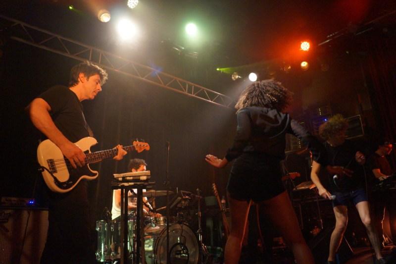 !!! (Chk Chk Chk) (Credit Mauricio Quiñones/MusikBlog)