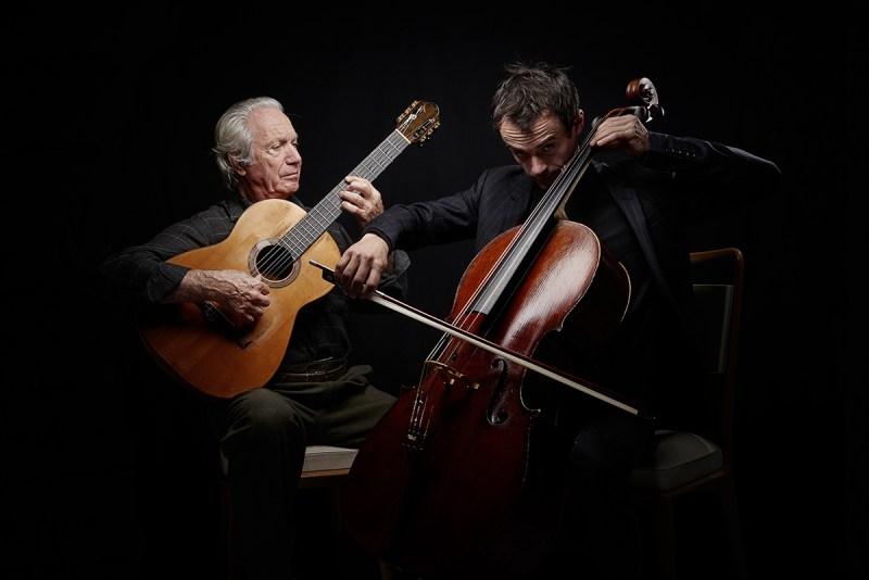 Pedro Soler & Gaspar Claus (Credit Cyrille Choupas)