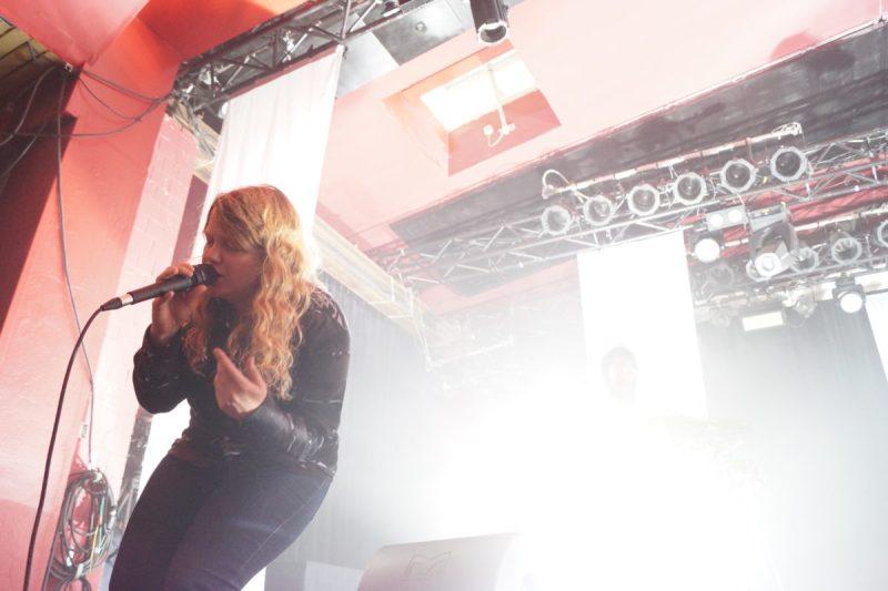 Kate Tempest (Credit Mauricio Quiñones/MusikBlog)