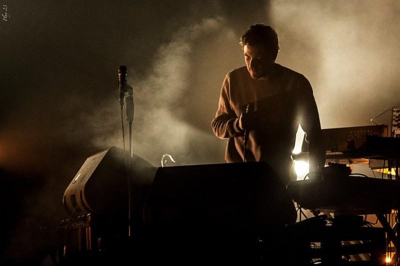 Nicolas Jaar (Credit Rossella Perlangeli)