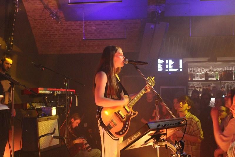 Maggie Rogers (Credit Laura Reichenbachs/MusikBlog)