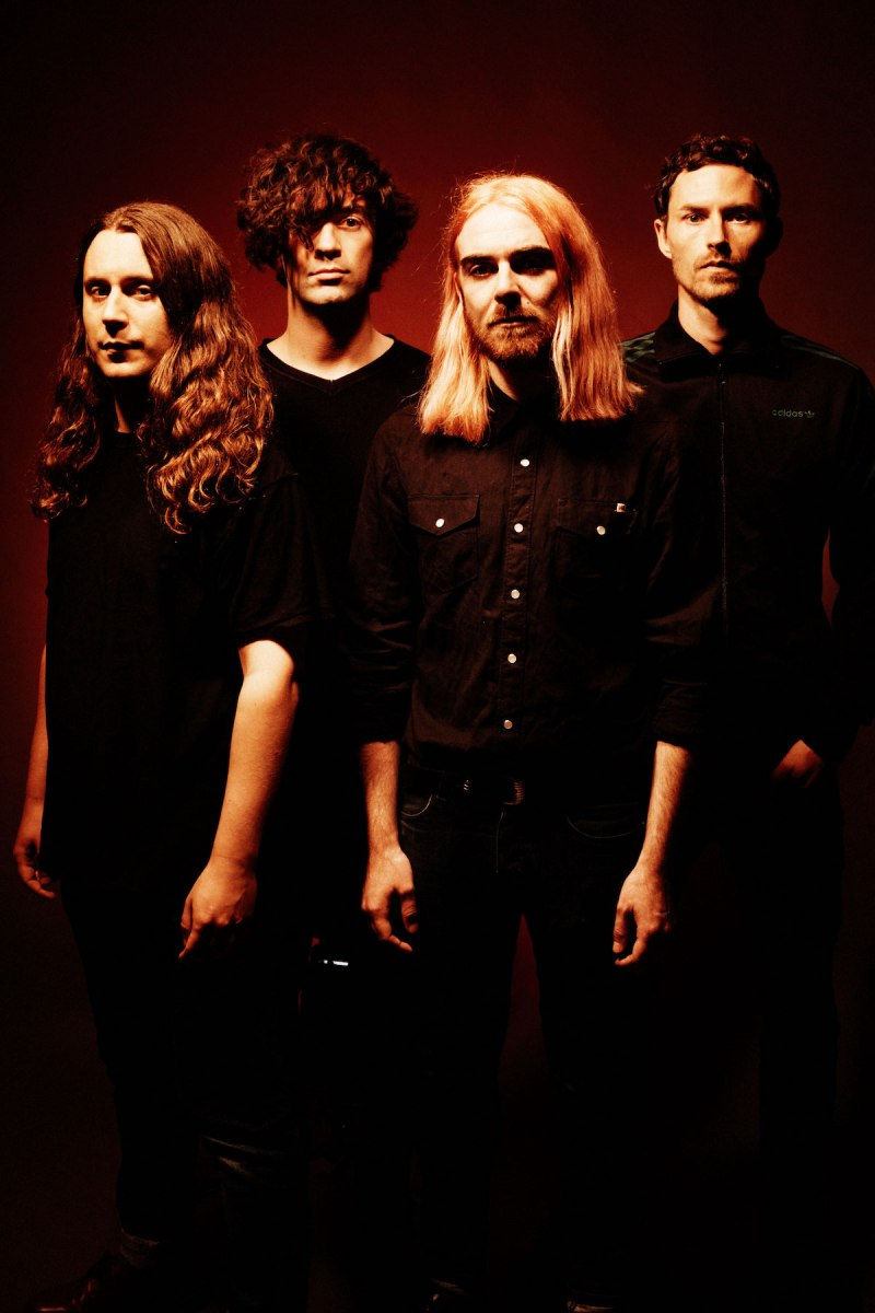 Pulled Apart By Horses (Credit Steve Gullick)