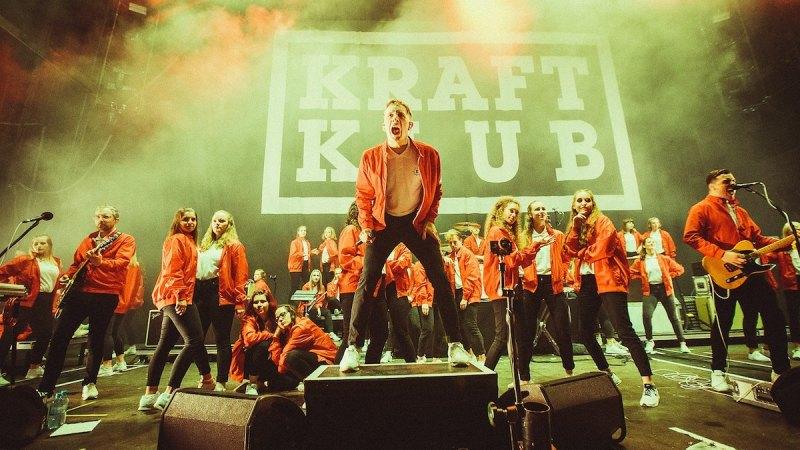 Kraftklub (Credit Stephan Flad)