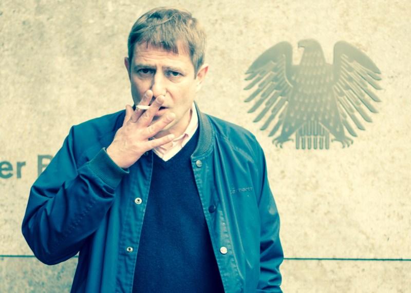 Andreas Dorau (Credit Gabriele Summen)