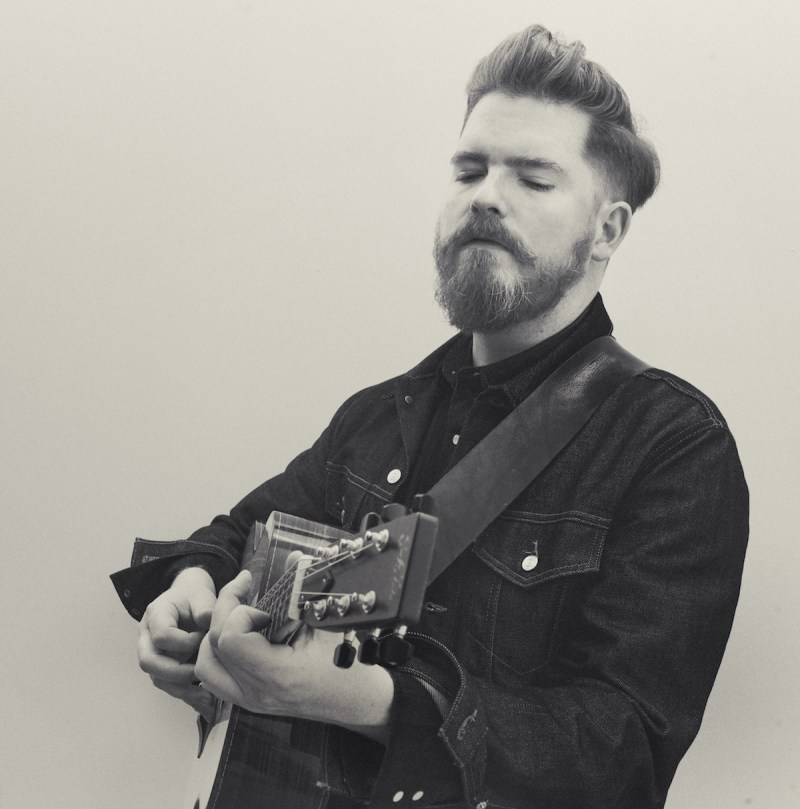 John Smith (Credit Phil Fisk)