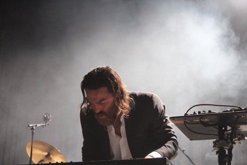 Nick Murphy (Credit Katharina Raskob/MusikBlog)