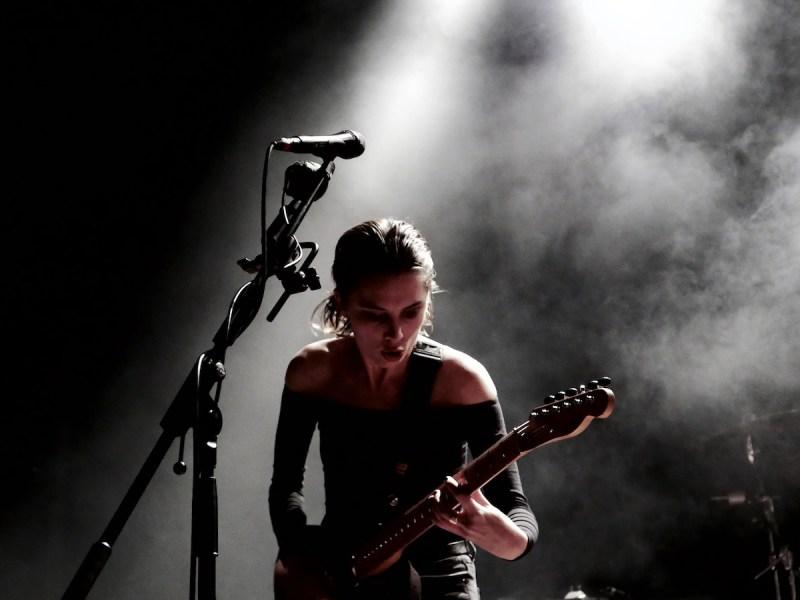 Wolf Alice (Credit Birgit Martin/MusikBlog)