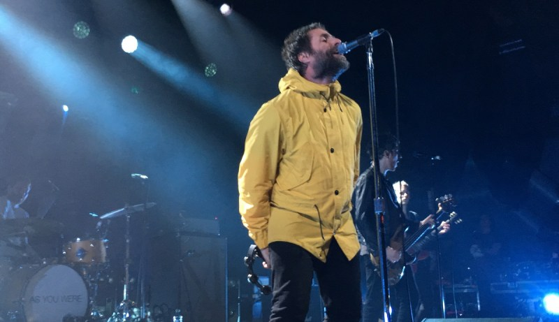 Liam Gallagher (Credit Nina Wuellner/MusikBlog)