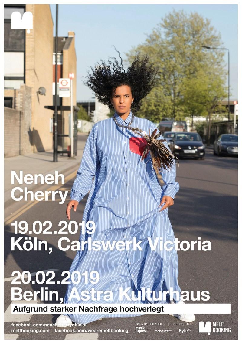 Neneh Cherry (Tourposter)