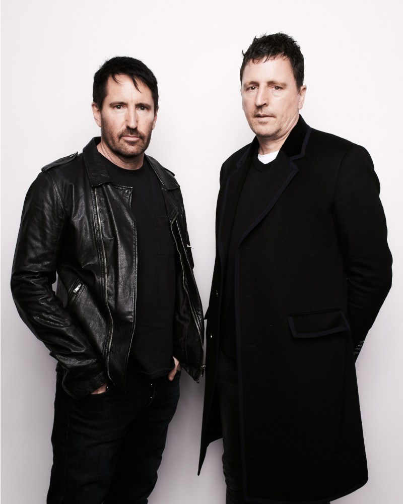 Nine Inch Nails (Credit Rex Features)