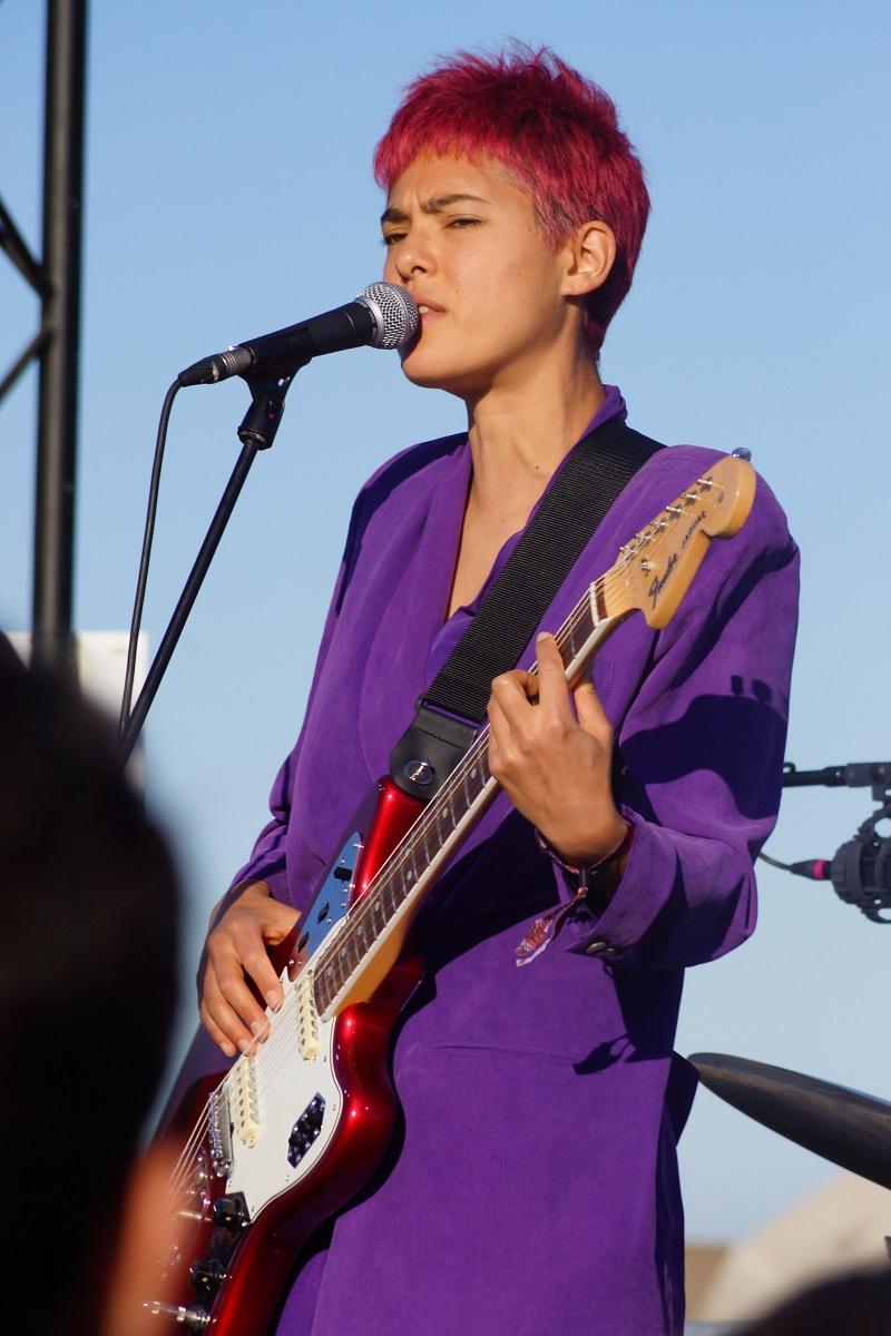 Miya Folick (Credit Desiree Kemper/MusikBlog)