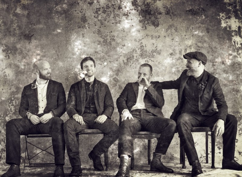 Coldplay (Credit Timothy Saccenti)