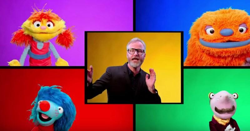 Matt Berninger (Credit Apple TV+)