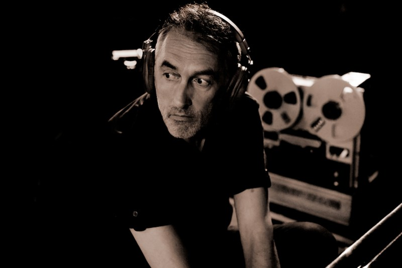 Yann Tiersen (Credit Richard Dumas)