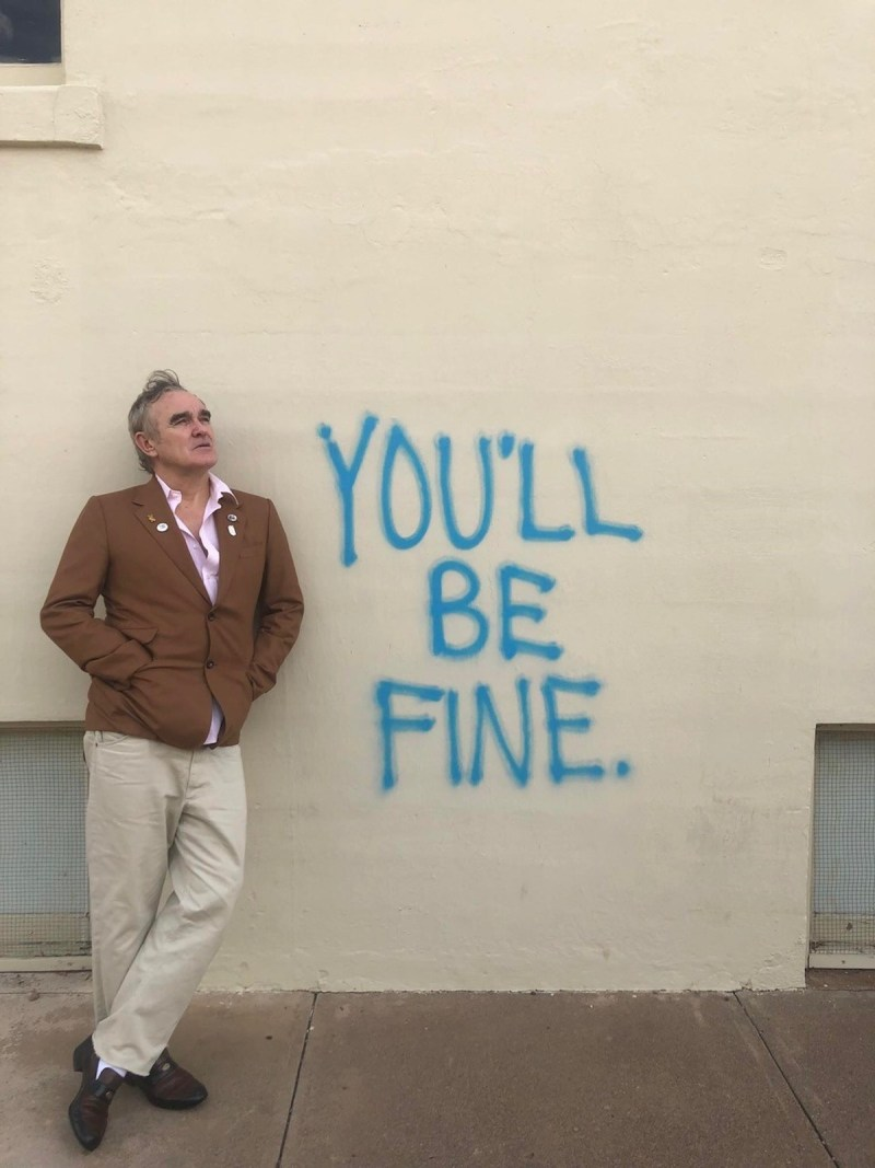 Morrissey (Credit Donnie Knutson)