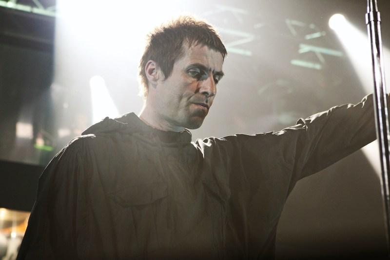 Liam Gallagher (Credit Marilyn Kingwill)