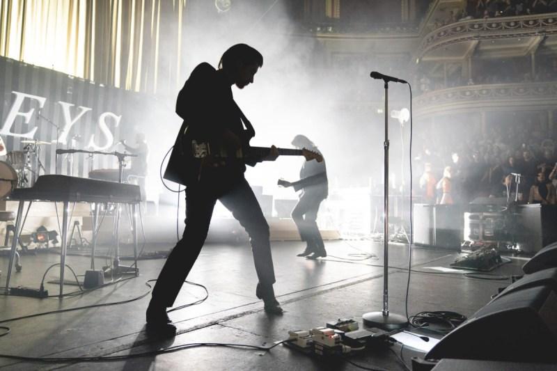 Arctic Monkeys (Credit Andy Paradise)