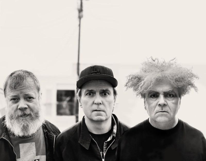 Melvins (Credit Ipecac Recordings)