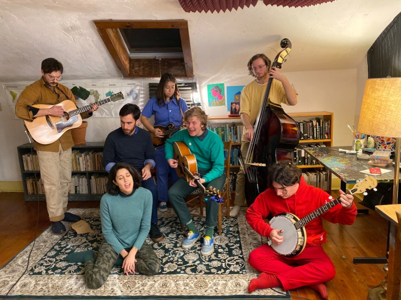 Pinegrove (Credit Rough Trade Records)