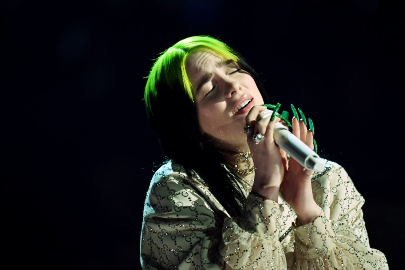Billie Eilish (Credit The Recording Academy/Getty Images)