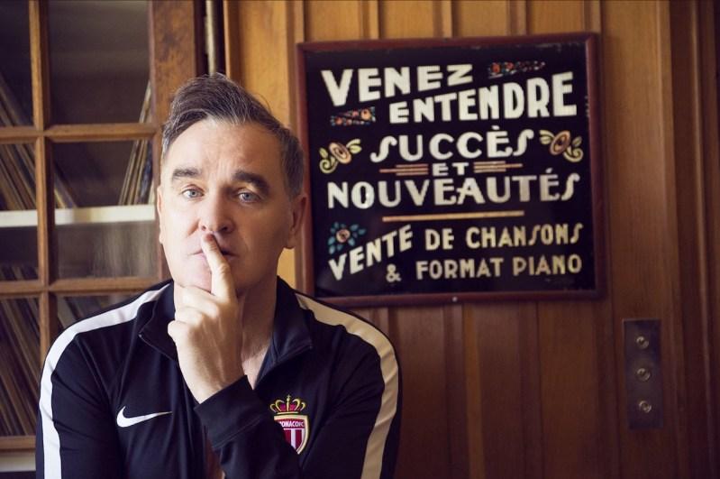 Morrissey (Credit Morrissey)