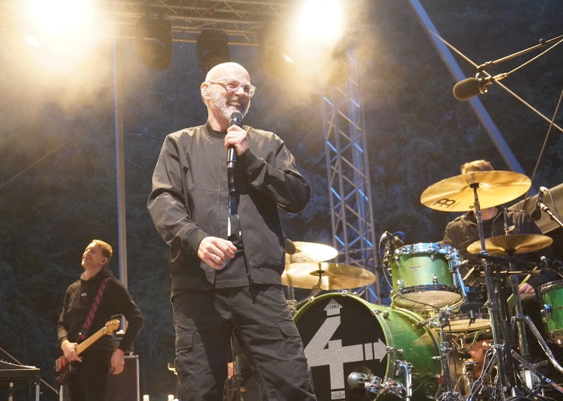 Die Fantastischen Vier (Credit Katharina Raskob/MusikBlog)