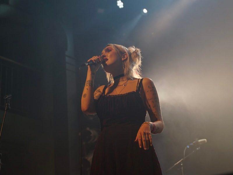 Mia Morgan (Credit Birgit Martin/MusikBlog)