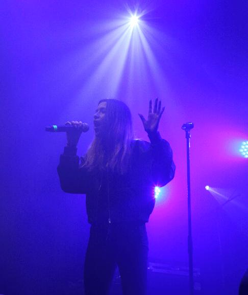 Ericka Jane, Domen [Foto: Pernille Thorup]